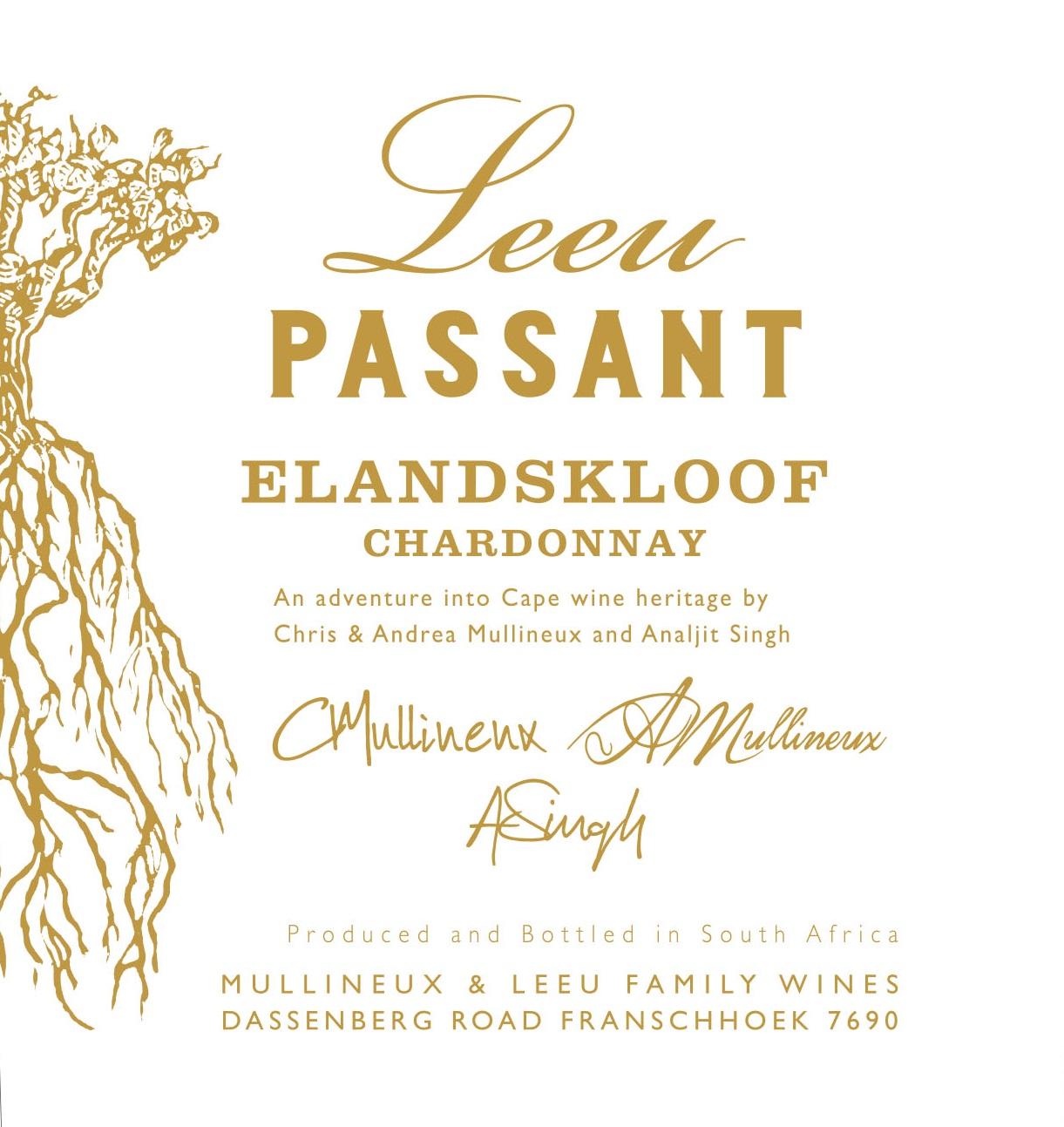Passant Chard Eland Brand