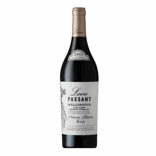 Leeu Passant Wellington Old Vines Basson Cinsault 2017